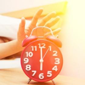 ¿Cuántas horas necesitas dormir?